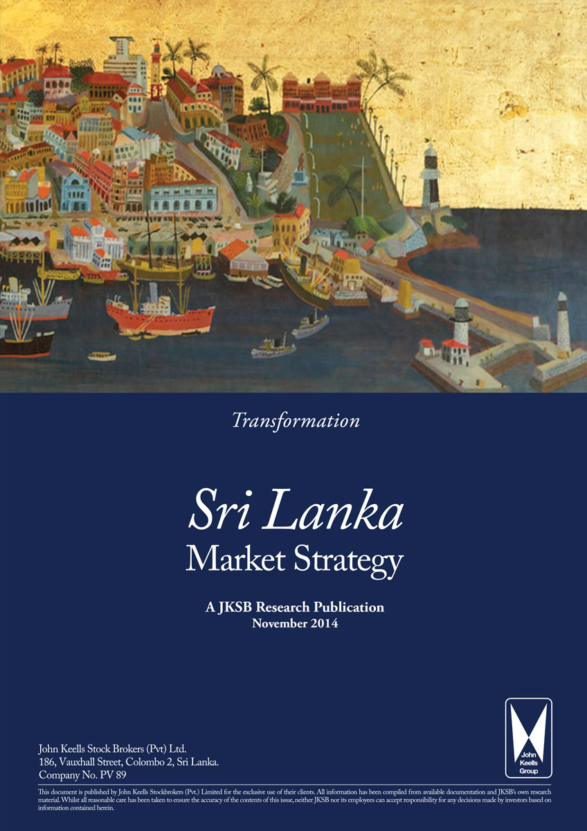 Sri Lanka Market Strategy November 2014